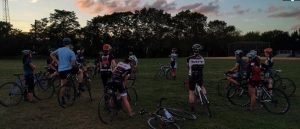 Cyclocross skills clinics with Adam Myerson.